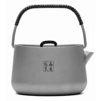 Fire maple Titanium 1L Kettle Camping Teapot Induction Cooker Kettle Outdoor Picnic Cookware FMC 1701314