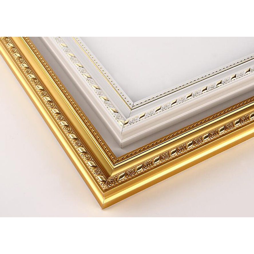 Outer-Frame Picture Artworks Wall-Art Canvas Home-Decor DIY For Painting By