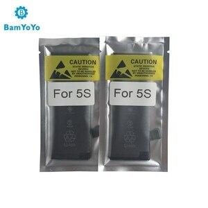 Image 5 - BMT batería Original para iPhone 5S, calidad Superior, cobalto ILC + tecnología 100%, reparación 2019, reemplazo de 1560mAh, iOS 13, 10 Uds.