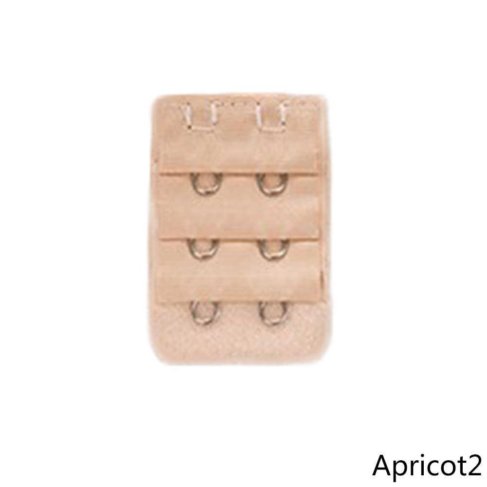 Bra Buckle Back Extension Delicate Bra Lengthened Buckle 2 Rows ,3 Buckle/ 3 Rows, 4 Buckle Extension de espalda sujetador