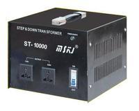 Быстрая доставка 10000 Вт 220 В до 110 В или 110 В до 220 В Напряжение конвертер трансформатор преобразует