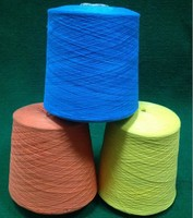 100 Cotton Yarn For Knitting Or Clothes Thread 40s 2 And 20s 2 Full Colour Combed
