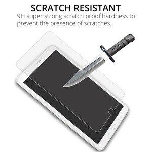 Image 4 - עבור Samsung Galaxy Tab E 9.6 זכוכית sm t561 מסך מגן על דה pantalla para T561 T560 מזג גלאס מגן סרט 9h 9 6