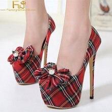05904525b5f Popular Plaid Platform Shoes-Buy Cheap Plaid Platform Shoes lots ...