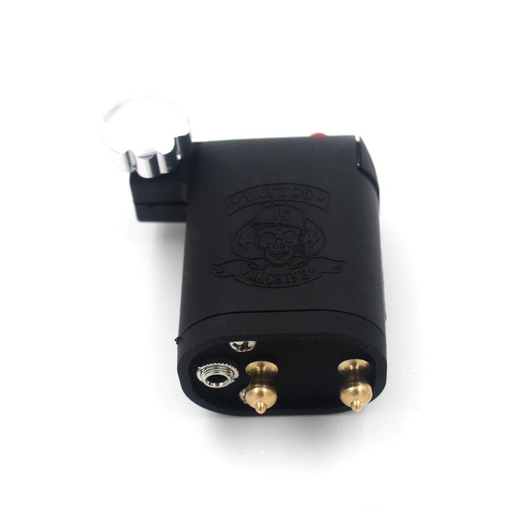 Nuovo modo professionale speciale macchina rotativa del tatuaggio importato stealth rotativa del tatuaggio machinefoe fodera & di shader 1 pz/lotto