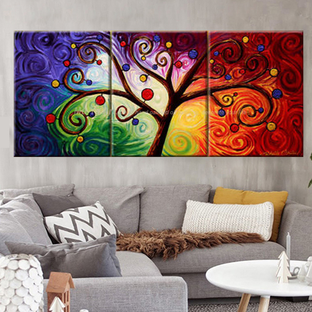 Paintings For Living Room Popular Abstract Art For Living Room Buy Cheap Abstract Art For