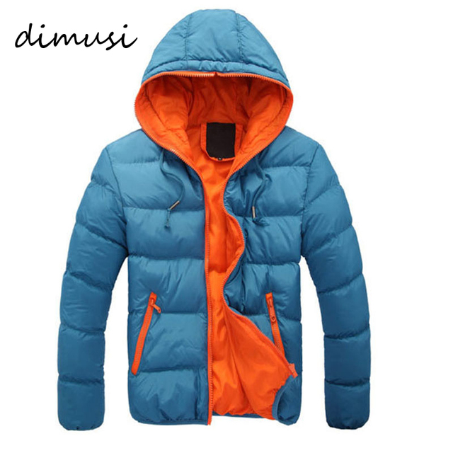 Димус 2017 зимняя куртка Для мужчин; теплое пальто куртка Для мужчин S Мужские парки Куртки Для мужчин пальто молния Стенд воротник куртки Для мужчин Размеры 4XL pa059