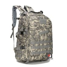 ACU Camo 3D Military Tactical Backpack High Quality Outdoor Waterproof Hiking Camping Bags Men Women Travel Shoulder Bag