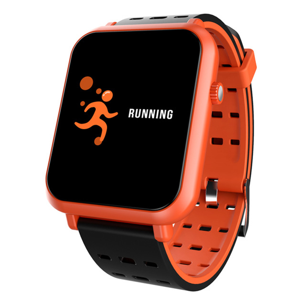 Q8 Mini Smartwatch 1.2inch Blood Pressure Oxygen Heart Rate Monitor Sport Fitness Tracker Smart Watch Gift for Men Women
