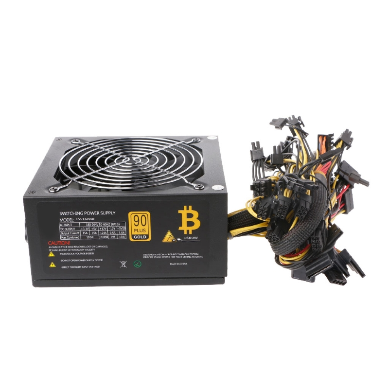 1600W ATX Power Supplys