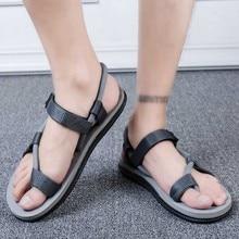 Sandalias para Hombre de estilo Casual y ligero de ARUONET, chanclas de verano, cómodas y antideslizantes, zapatos de playa para Hombre