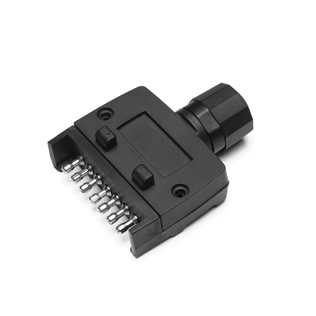2017 BEST Price AU Adapter Plug 7 Pin Replacement Trailer Truck Boat ...