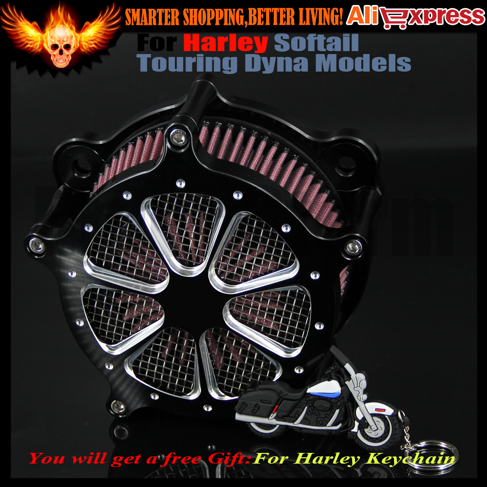 Aluminum Black Motorcycle Air Cleaner Intake Filter System For Harley Softail 1999-2015 2007 2008 2009 2010 2011 2012 2013 2014 car rear trunk security shield shade cargo cover for nissan qashqai 2008 2009 2010 2011 2012 2013 black beige