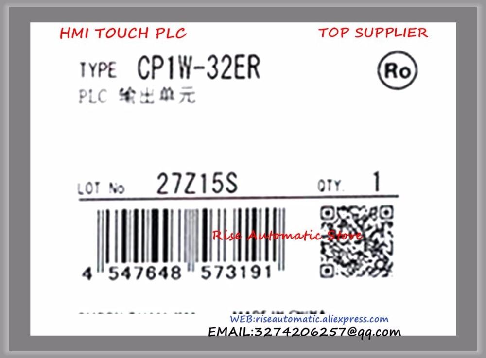 New Original output unit module PLC Programmable Controller CP1W-32ER 100% test good quality new original programmable logic controller module fx3g 14mr plc 100 240vac main unit