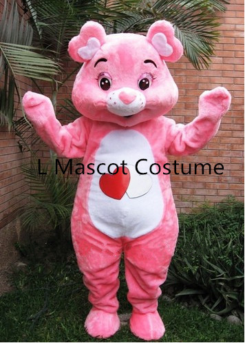 Care Bear Mascot Costume Halloween gift costume characters sex dress hot sale