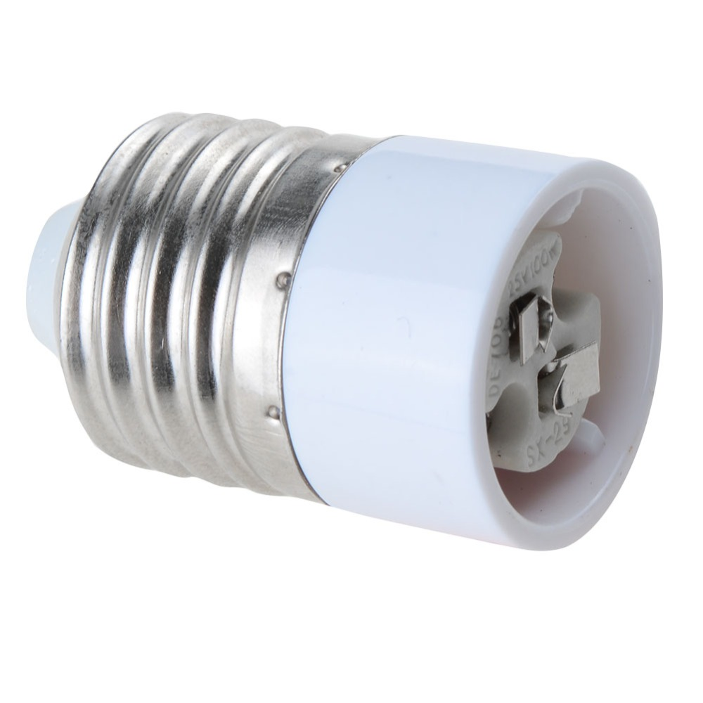 Lighting Accessories Lights & Lighting Official Website Retail Ba15s B15 To Mr16 G4 Lamp Holder Converter For Led Light Quality First