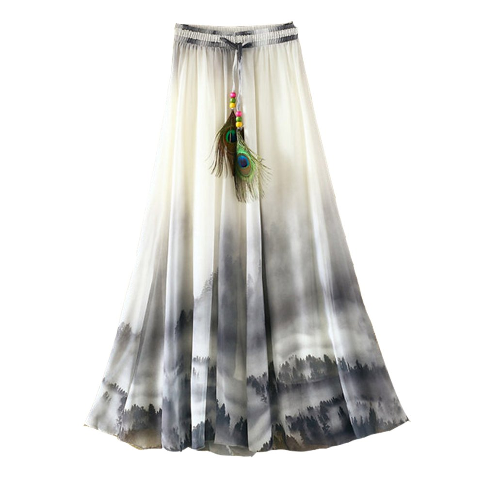 Compare Prices on Long Chiffon Skirts- Online Shopping/Buy Low ...