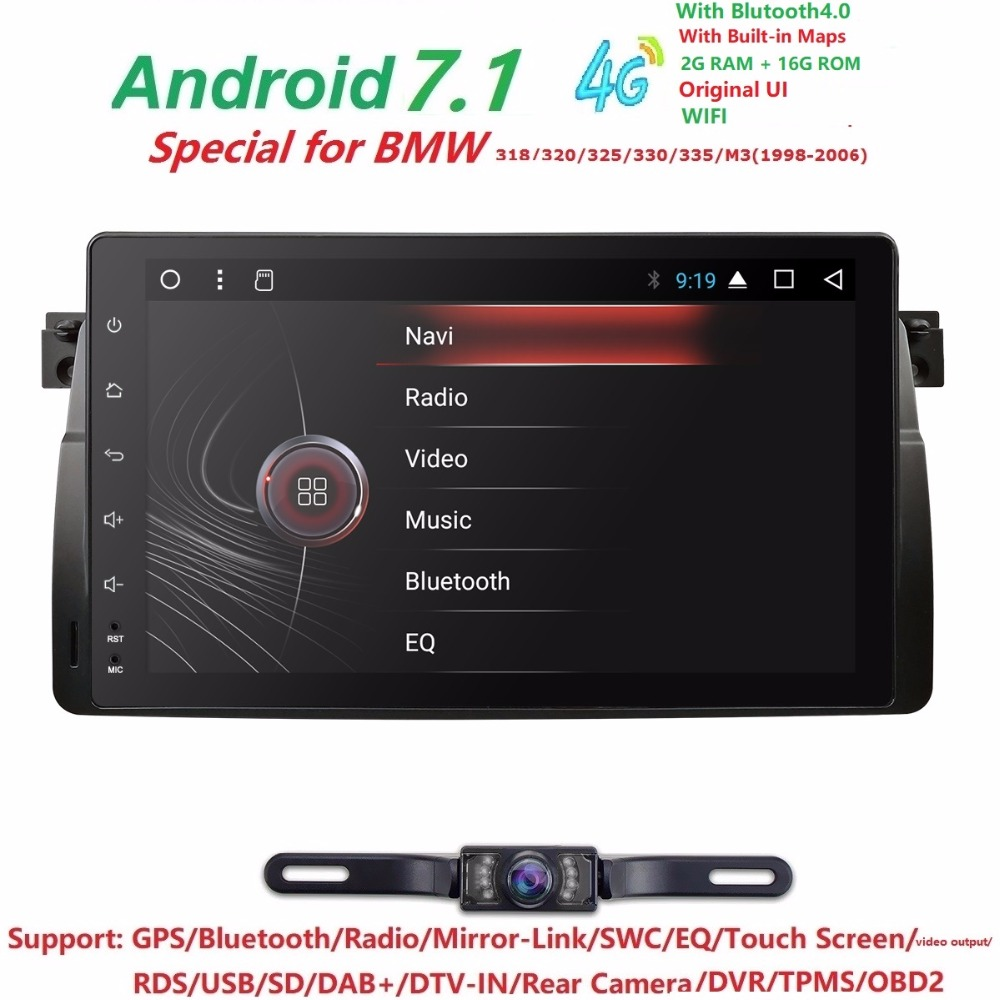 BMW E46 M3 MG ZT 3 Series Rover 75 GPS Navi Radio Stereo 2GRAM 16GROM - Avtomobil elektronikası - Fotoqrafiya 1