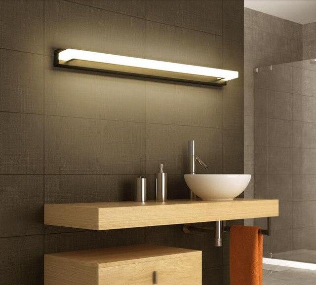 ZYY Moderno Circuito Integrato del LED Lampada Da Parete A Specchio ...