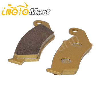 Motorcycle Front Brake Pads For GAS-GAS EC 125/200/250/300 00-07, MC 125 2005, MX 125/250 01-04 For Honda XLR 125 RW 98-01 image