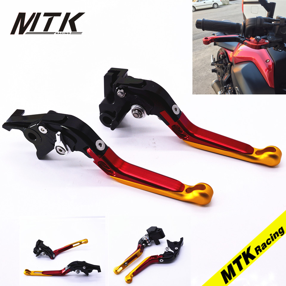 MTKRACING Motorcycle Accessoris For BMW R1200GS 2004-2012 R1200 GS Adventure Adjustable Folding Extendable Brake Clutch Levers adjustable folding extendable brake clutch levers for bmw k1300 s r gt k1600 gt gtl k1200r sport r1200gs adventure 8 colors