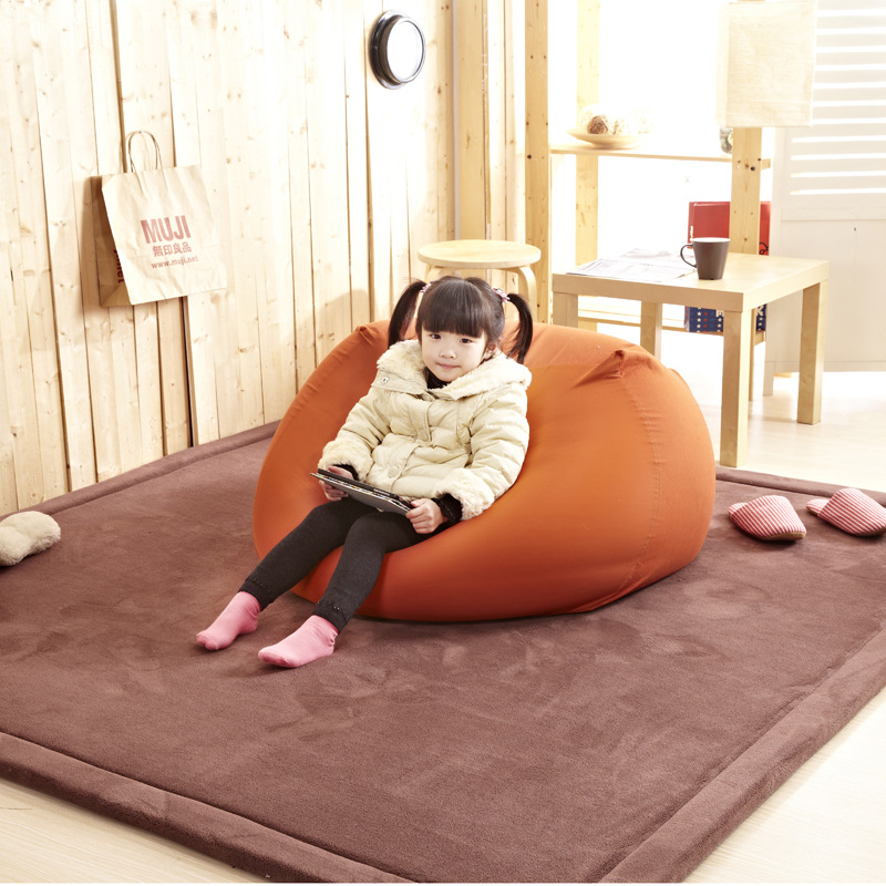 Living Room Rug Carpet For Kids Baby Play Mat 180*200*2cm Children Developing Rug Puzzle Thickend Foam Coral Velvet seaside scenery skidproof crystal velvet fabric rug