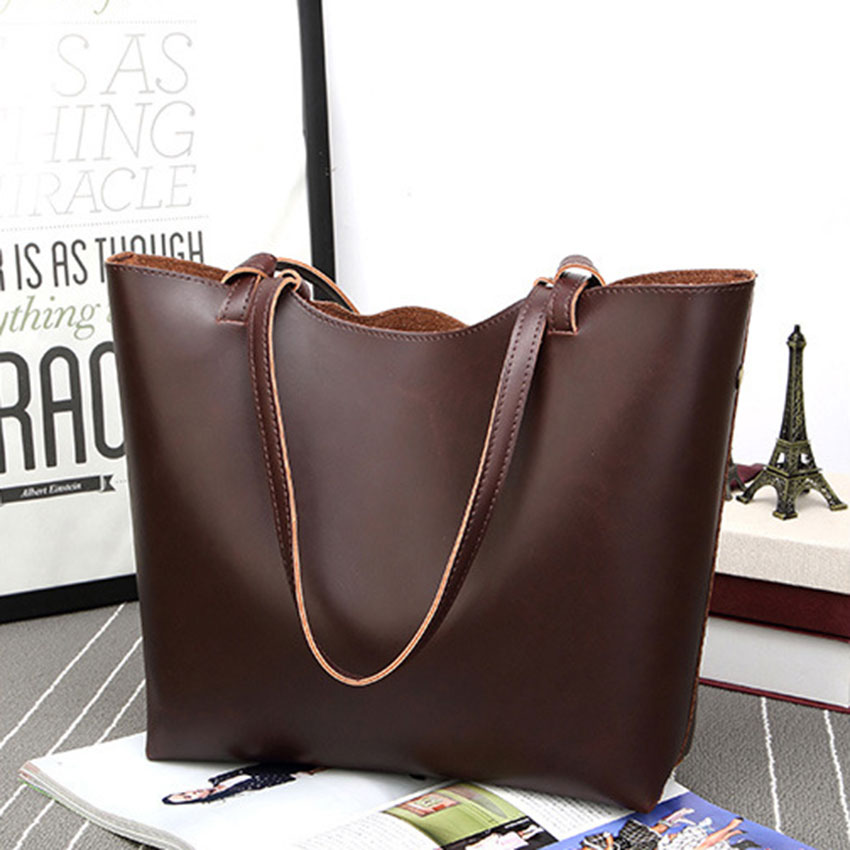 Popular Shopper Bag Leather-Buy Cheap Shopper Bag Leather lots ...