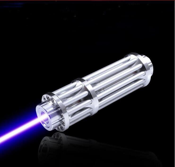 Лидер продаж! Высокая Мощность синий лазерные указки 200000 м 450nm фонарик Свет Lazer пушки горящая спичка/черный/запись свет сигар + 5 шапки