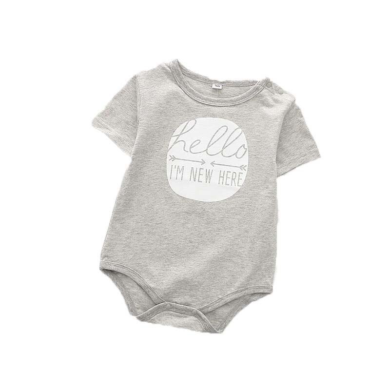 JXYSY/4 шт./лот/, Детские боди, оригинальные комбинезоны для малышей, Осенний комбинезон для детей 0-12 м, 100% хлопок, одежда для малышей, комплекты ...