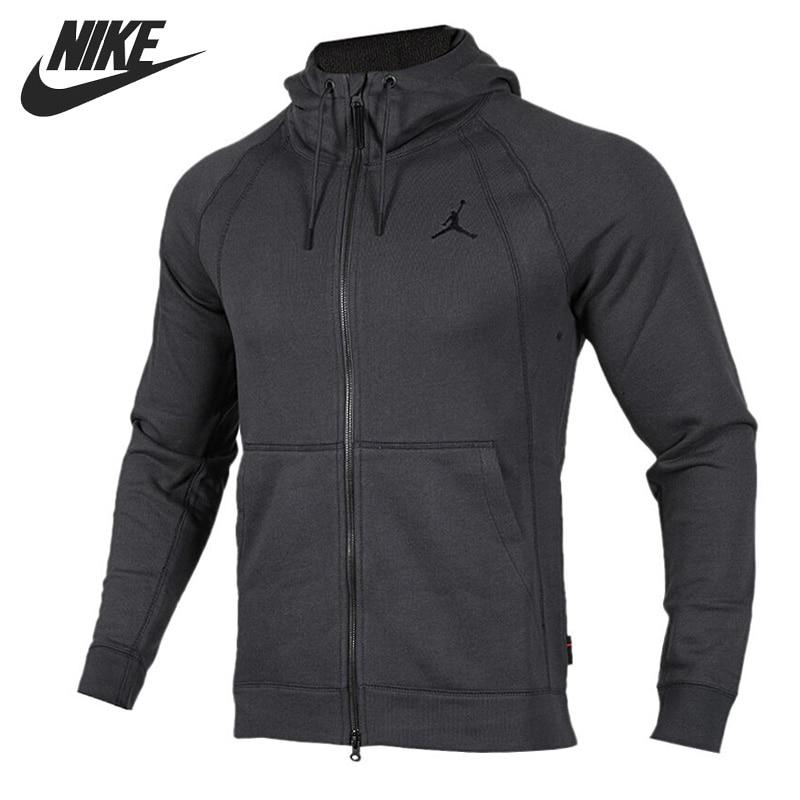 Оригинальный Новое поступление 2018 NIKE как JSW крылья флис FZ для мужчин куртка с капюшоном Спортивная