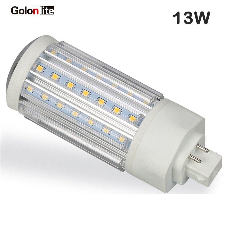 Aliexpress Com Buy Golonlite Led Plt Lamp 15w Gx24q