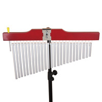 25 Tone Bar Pipe Chimes Musical Percussion Instrument Suitable For Enhancing Choir Music