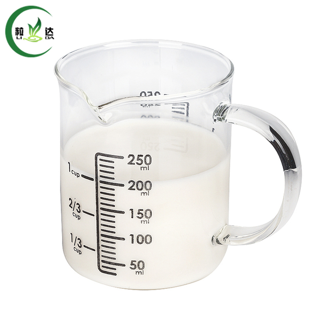 250ml of milk