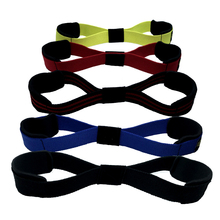 SaFit Lifting Straps - Figure 8 Weight Lifting straps Gym Fitness Bodybuilding Neoprene Wrist Support