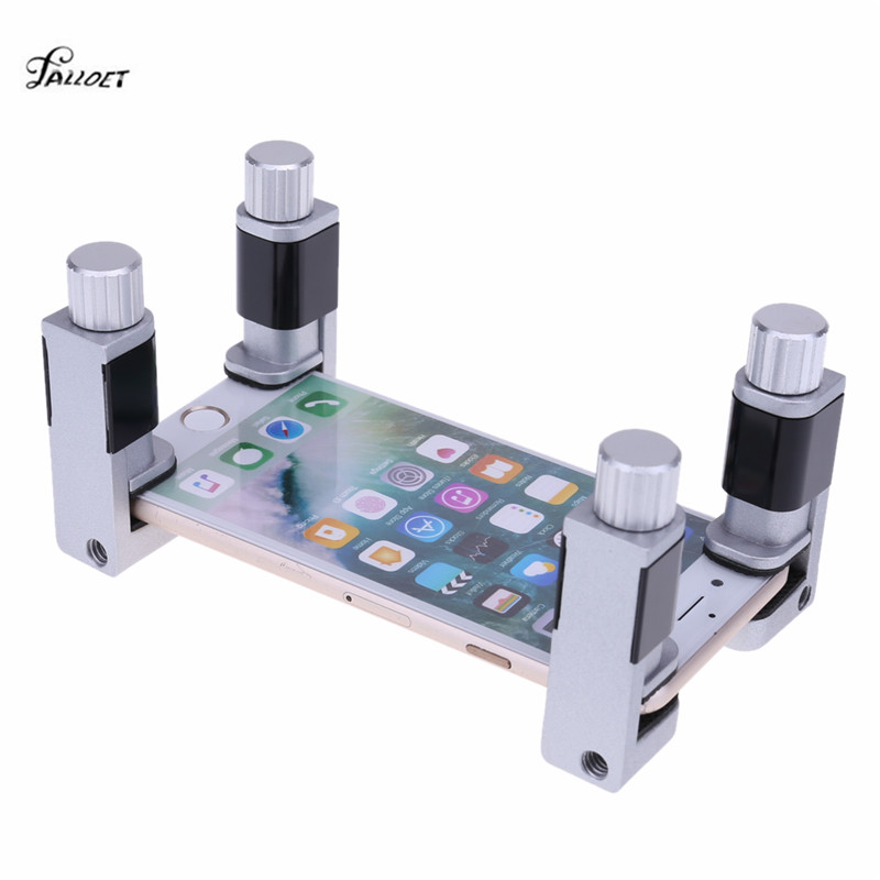 4pcs/set Rubber LCD Screen Clip Fixture Fastening Clamp Tool Kit Cell Phone Repair Tools Set for iphone Tablet Repair Tool Kit clip on fish eye 0 67x macro lenses set for cell phone black gold
