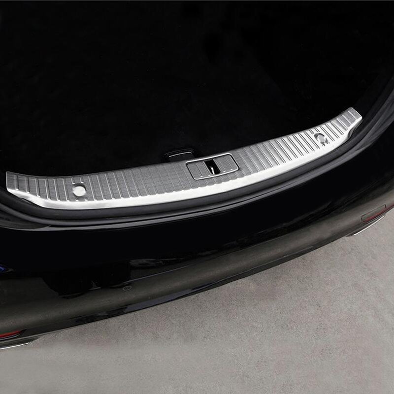For Mercedes Benz S Class 2014 2018 Stainless Steel Car