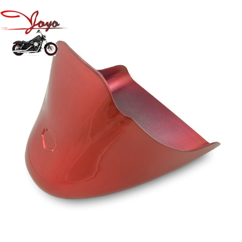 Brand New Motorcycle Lower Fairing Front belly pan Spoiler For Harley Sportster XL883 XL1200 2004 2014