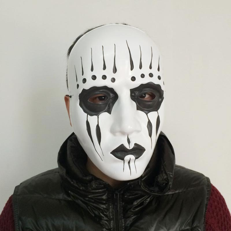 ANGRLY Slipknot Bands Mask Halloween Party Mask Anonymous Guy Fawkes ...