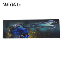 Video games theme Dota 2 mouse pad lock edge 300 * 900 * 2mm mouse pad Gaming Mouse Pad PC Laptop computer Laptop Gaming Mice Play Mat
