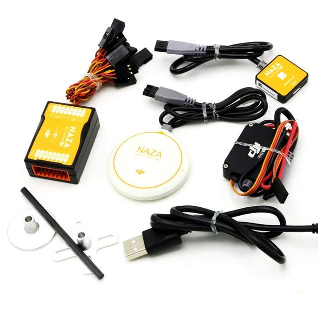 Naza CONTROLADOR DE VUELO V2 con GPS, Naza M V2, Combo de Control de vuelo para RC FPV, multicóptero, helicóptero Original