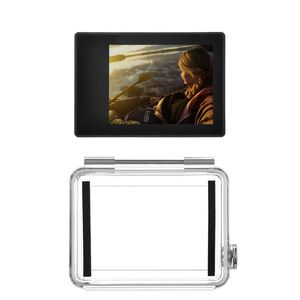 Image 5 - OOTDTY LCD Screen Display Touch Monitor Waterproof Back Door Case Cover Camera Accessories for Gopro Hero 4/3+/3