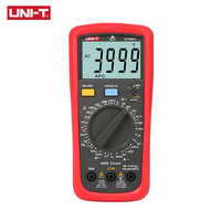 UNI T UT39C+ Digital Multimeter Auto Range Tester Upgraded from UT39A/UT39C AC DC V/A Ohm /Temp /Frequency/HFE/NCV test