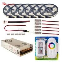 LED Strip Set 10m 20m 30m 12V RGB RGBW Waterproof 5050 Flexible 300LED Strip 5m IP65