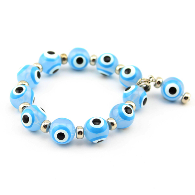 Light Blue Bracelets