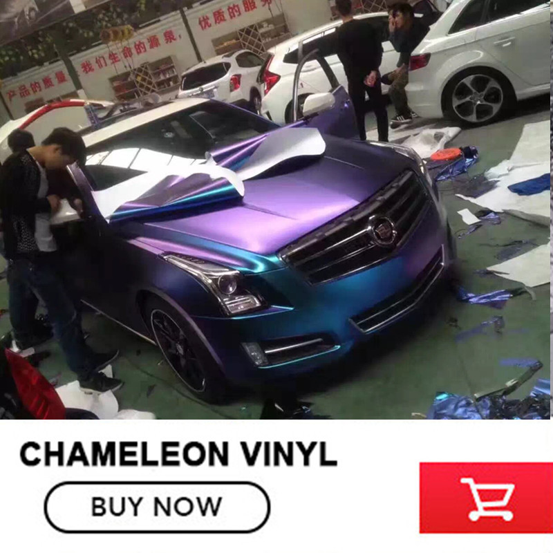 real picture  Pearl Chameleon Vinyl Blue to Purple Chameleon Car Sticker Bubble Free For Car Coverings Size: 1.52x20m/roll крокус blue pearl geolia