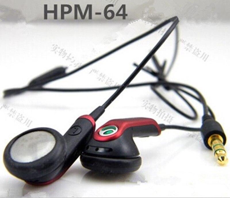 ZycBeautiful for Original HPM64 Bass Earphones for Sony MW600 SBH52 SBH20 SBH50 SBH54 Bluetooth Earphone