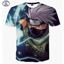 Naruto 3D T shirt (8 styles)