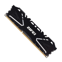 ZIFEI DDR3 8GB 1333mhz 1600mhz 1866mhz 1.5V 240pin desktop dimm Memory Cooling Fin ram with Heat Sink
