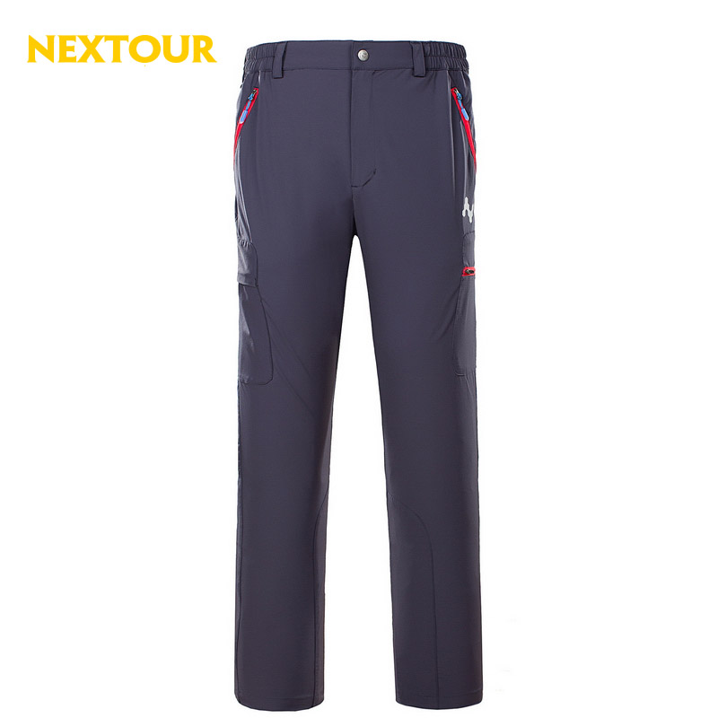 NEXTOUR Outdoor pants Summer Men Elastic Quick-dry Pants UV-proof Breathable Trousers Hiking Camping hunting trekking fishing summer women spring trecking quick dry hiking shirt woman fishing pant sportwear camping trousers suit plus size shirt pant s21