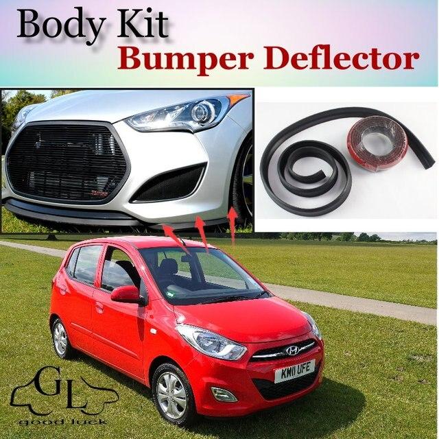 For Hyundai i10 Grand Xcent Inokom For Dodge i 10 Bumper Lip / Front
